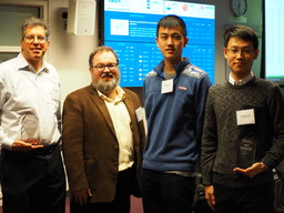 Baruch College Hosts First-Ever Alumni-Student Trading Competition